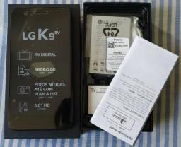 Celular Smartphone LG K9 16gb Caixa Lacrada