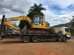 Aluguel Escavadeira 14 ton