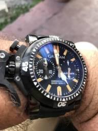 4e2ff1a0ac4 Graham chronofighter Exclusivo