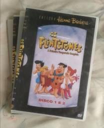 Coleção dvd Flintstones (4 discos)