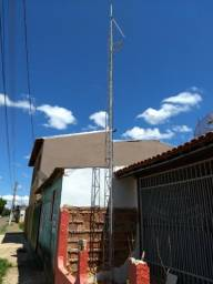 Torre para antena