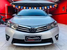Toyota Corolla 2016 altis top de linha, carro impecável !!!! - 2016