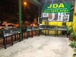 Diversos fornos com pedras refratárias/ pizzarias/ casa de bolos - a partir de r$ 1.490,00