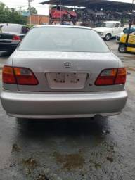 Sucata honda civic 2000