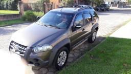Fiat Palio Weekend Aventure 2011 = Impecável !!! baixo km