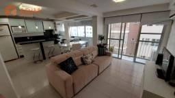 Apartamento à venda no Edifício Estrela do Mar, 03 dormitórios, reformado e mobiliado - Ce