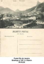 Cartões postais do Brasil (Antigos) comprar usado  São Carlos