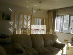 Apartamento Mobiliado com 3 dormitórios para alugar, 108 m² por R$ 3.934/mês - Jardim Paul