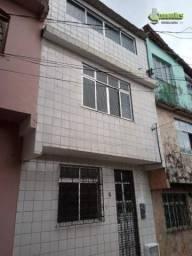 Casa com 2 dormitórios para alugar, 70 m² por R$ 600,00/mês - Monte Serrat - Salvador/BA