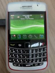 Blackberry Bold 9700 smartphone, impecável, 1 h de uso