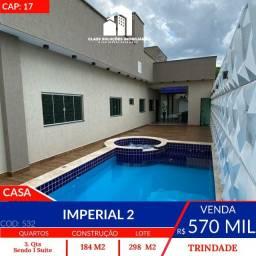 Casa De 3 Quartos - Imperial 2 - Trindade