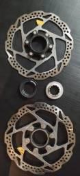 Disco Rotor De Freio Shimano Rt54 160mm Center Lock