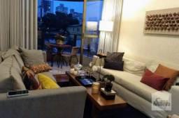 Apartamento à venda com 3 dormitórios em Santo antônio, Belo horizonte cod:260869