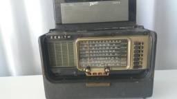 Rádio antigo zenith comprar usado  São Mateus do Sul