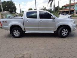 Toyota Hilux SRV 44 turbo dissel ano 2011 - 2011