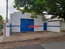 Galpão para alugar, 350 m² por R$ 2.500/mês - Vila Augusta - Sorocaba/SP