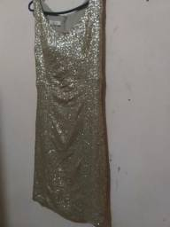 Vestido de Lantejoulas - Perfeito para o Carnaval