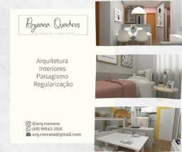 Projeto Arquitetônico e Interiores