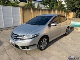 Honda City - 2014 - Lx - Automático - Ipva 20 PAGO - 2014