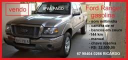 Ford Ranger /08 gasolina carro muito bem cuidado. - 2008