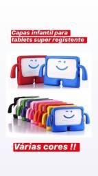 Capa ultra resistente para tablets