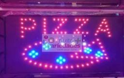 Placa de led letreiro luminoso