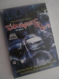 DVD importado americano - Pegas, Perseguições, manobras, Rap