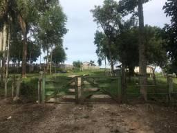 Área rural Abapã