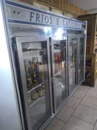 Geladeira de frios 4 portas