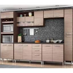 Cozinha modulada Bruna 6 peças BBB661