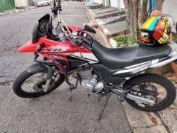 Honda xre 300 raly