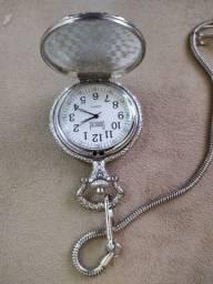 Relógio de bolso raridade imperdível