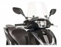 Parabrisa Puig Modelo Trafic Para Honda Sh150i 2017 À 2019