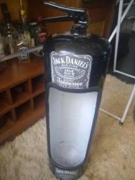 Suporte de whisky usado