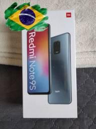 Fenômeno! Redmi Note 9s 128 da Xioami.. Novo Lacrado com Garantia e Entrega rápida hj!