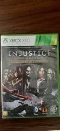 Jogo Xbox 360 Injustice gods among us ULTIMATE EDITION