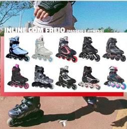 Trackeano Patins skate