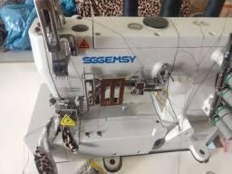 Máquina de costura industrial Colorete