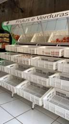 Fruteira para verduras e frutas