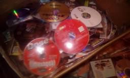 Coleção de CDs