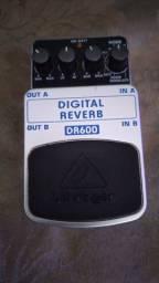 Digital Reverb Behringer DR600