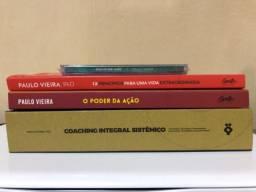 Combo livros Paulo Vieira