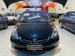 Honda fit 1.4 flex 2006 automático + multimídia, carro impecável !!!