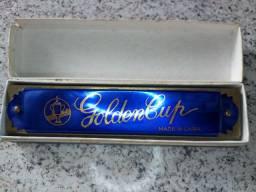 Gaita de boca Golden Cup