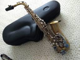 Vendo sax alto werill Brasil.