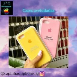 Capinha/case iPhone e películas 3d