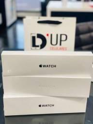 Título do anúncio: Apple Watch S3/S6/SE 40 e 44 mm, Novos Lacrados, Garantia Apple de 01 ano