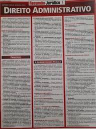 Coleção Resumo Jurídico R$ 15,00 por exemplar