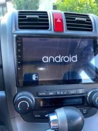 Multimidia com Android para CRV
