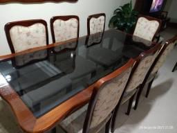 Mesa de Jantar 8 cadeiras